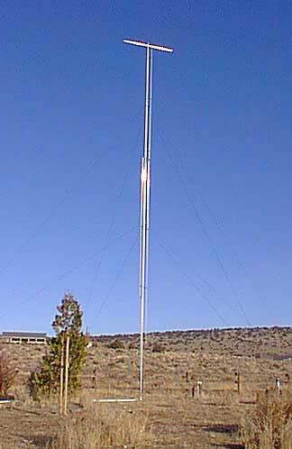 K7VC GAP Voyager Antenna